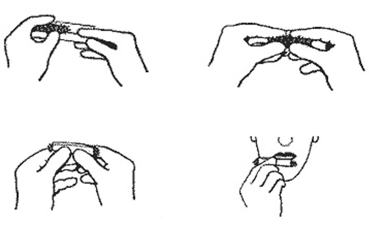 как правильно крутить самокрутку руками