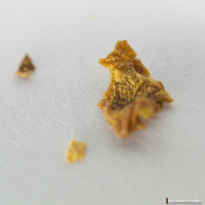 табак для самокруток под микроскопом фото